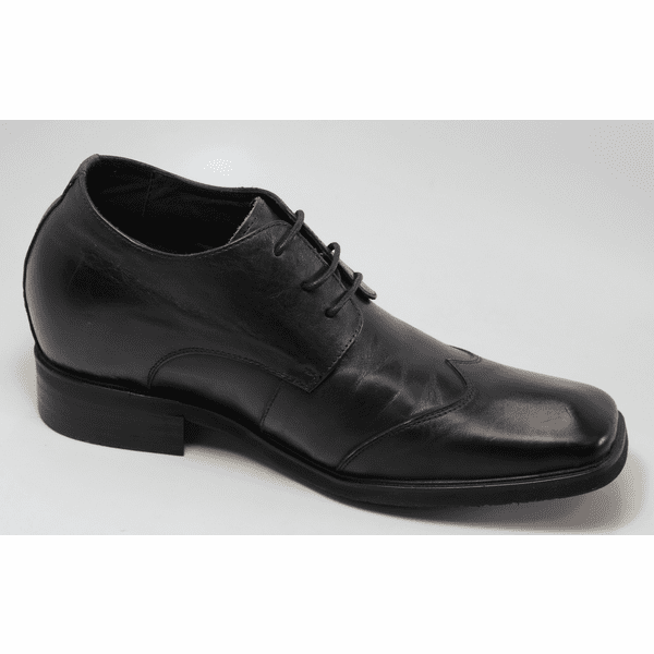 FSF0008 - 3.4 Inches Taller (Black) - Size 9 Only - Discontinued