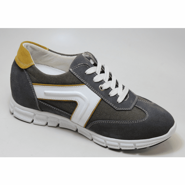 FSF0009 - 2.6 Inches Taller (Grey) - Size 7.5 Only - Discontinued