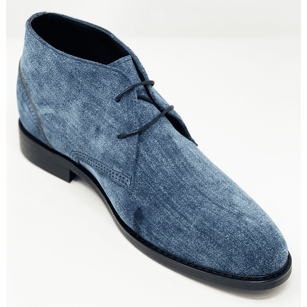 FSF0046 - 2.8 Inches Taller (BLUE) - Size 8 Only