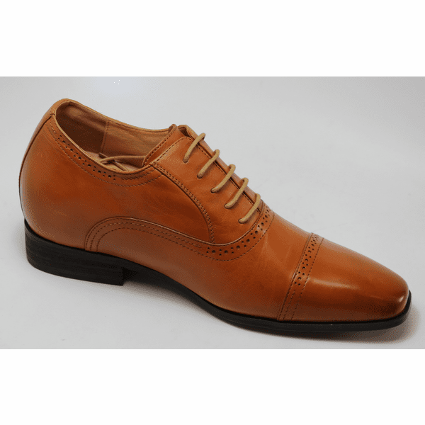 FSH0002 - 2.8 Inches Taller (Brown) - Size 7 Only - Discontinued