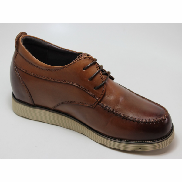 FSH0007 - 2.8 Inches Taller (Brown) - Size 7.5 Only - Discontinued
