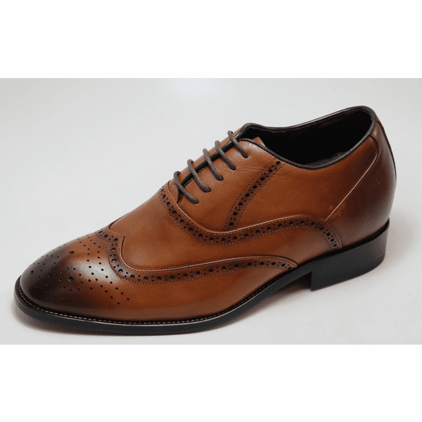 FSH0010 - 3 Inches Taller (Brown) - Size 7 Only - Discontinued