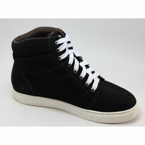 FSH0034 - 3 Inches Taller (Black) - Size 7.5 Only - Discontinued