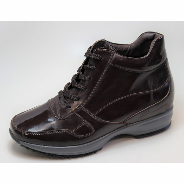 FSI0023 - 3.2 Inches Taller (Dark Brown) - Size 7.5 Only - Discontinued