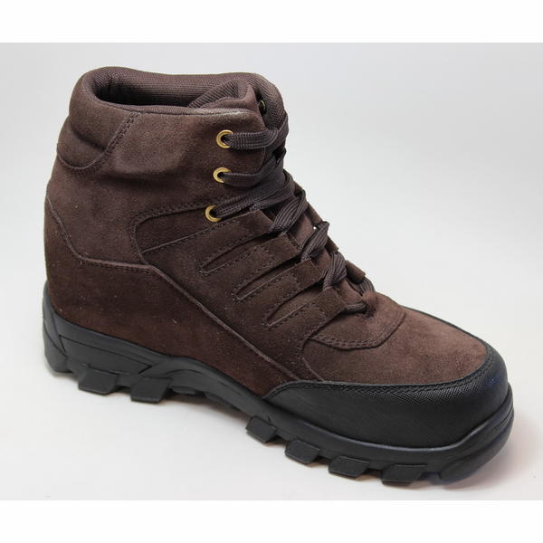 FSI0025 - 4.9 Inches Taller (Dark Brown) - Size 7.5 Only - Discontinued