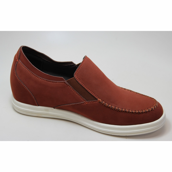 FSI0033 - 2.2 Inches Taller (Brown) - Size 7.5 Only - Discontinued