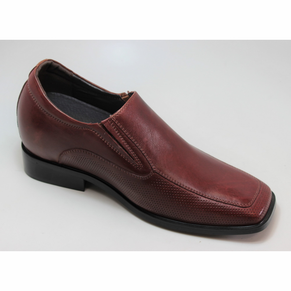 FSJ0002 - 2.8 Inches Taller (Dark Brown) - Size 7.5 Only - Discontinued