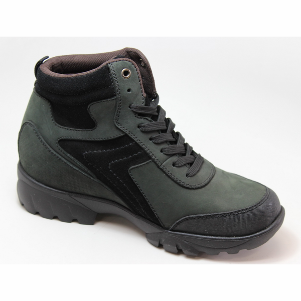 FSJ0012 - 3.2 Inches Taller (Olive) - Size 7.5 Only - Discontinued