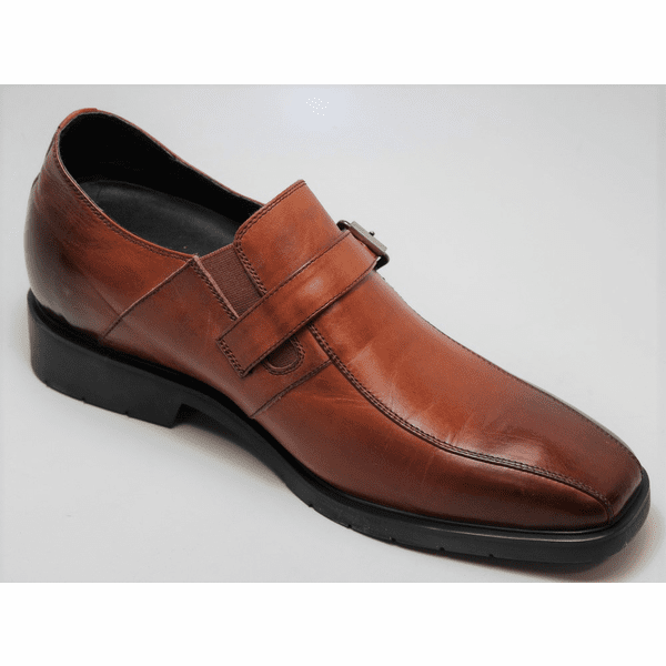 FSK0004 - 3 Inches Taller (Brown) - Size 7.5 Only - Discontinued