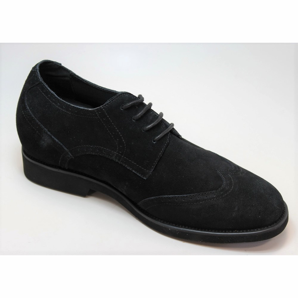FSK0017 - 2.8 Inches Taller (Black) - Size 7.5 Only - Discontinued