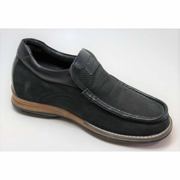FSK0031 - 3 Inches Taller (Black) - Size 7.5 Only - Discontinued