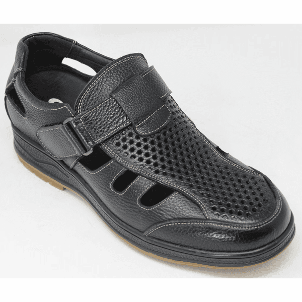 FSK0040 - 2.2 Inches Taller (BLACK) - Size 7.5 Only - Discontinued