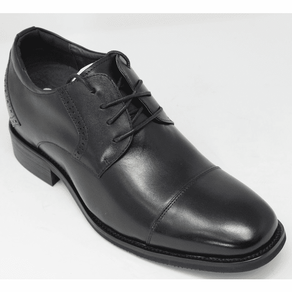 FSK0049 - 2.8 Inches Taller (BLACK) - Size 7.5 Only