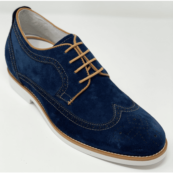 FSK0064 - 2.8 Inches Taller (DARK BLUE) - Size 8 Only