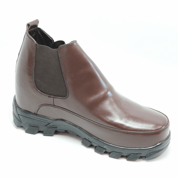 FSL0012 - 4.9 Inches Taller (Dark Brown) - Size 7.5 Only - Discontinued