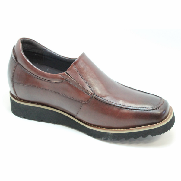 FSL0028 - 3 Inches Taller (Dark Brown) - Size 7.5 Only - Discontinued