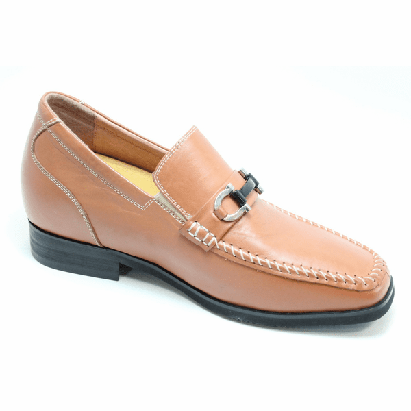 FSL0031 - 2.6 Inches Taller (Brown) - Size 7.5 Only - Discontinued