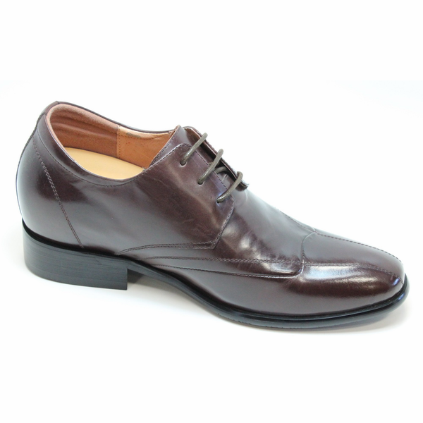 FSM0005 - 3 Inches Taller (Brown) - Size 7.5 Only - Discontinued