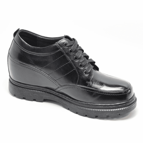 FSN0007 - 3.8 Inches Taller (BLACK) - Size 8 Only - Discontinued