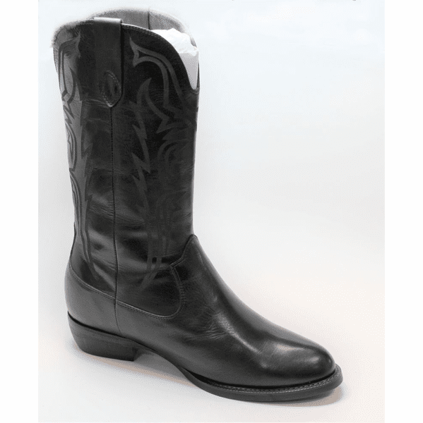 FSO0021 - 3.8 Inches Taller (BLACK) - Size 7.5 Only - Discontinued