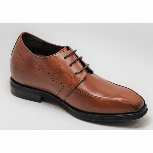 FSQ0009 - 2.8 Inches Taller (BROWN) - Size 7.5 Only - Discontinued