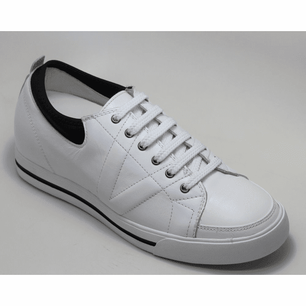 FSR0026 - 2.6 Inches Taller (WHITE) - Size 8 Only - Discontinued