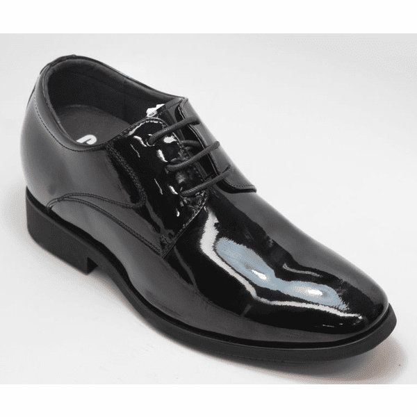 FST0012 - 3 Inches Taller (BLACK) - Size 7.5 Only - Discontinued