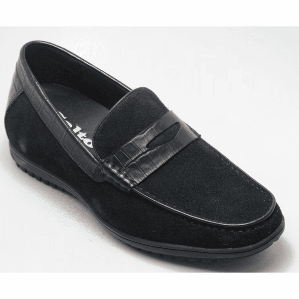 FSV0032 - 2.2 Inches Taller (BLACK) - Size 7.5 Only - Discontinued