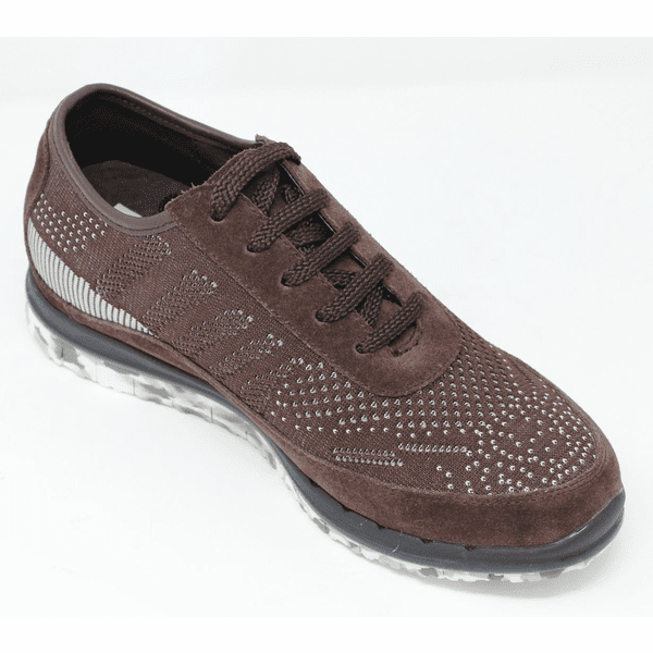 FSW0002 - 2.4 Inches Taller (BROWN)  - Size  7.5  Only - Discontinued