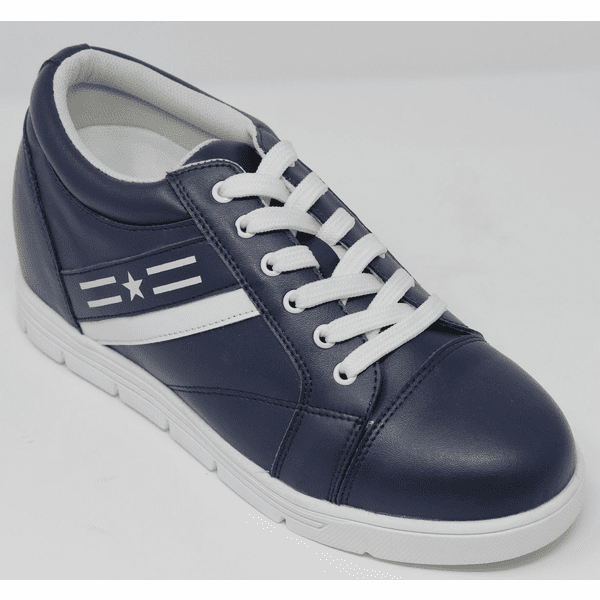 FSX0011 - 2.6 Inches Taller (BLUE)  - Size  7.5  Only - Discontinued