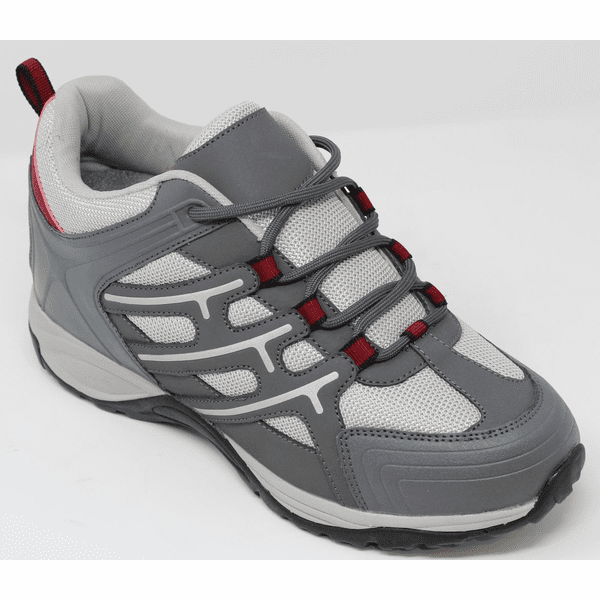 FSX0015 - 3.2 Inches Taller (GREY)  - Size  9  Only - Discontinued