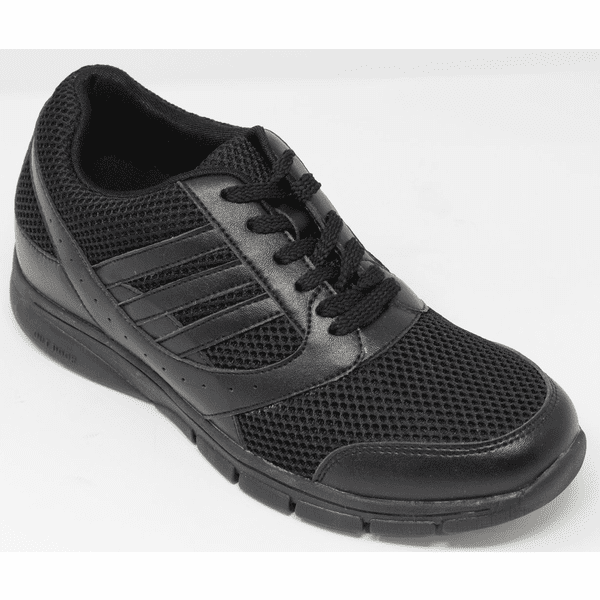 FSX0021 - 2.4 Inches Taller (BLACK)  - Size  7.5  Only