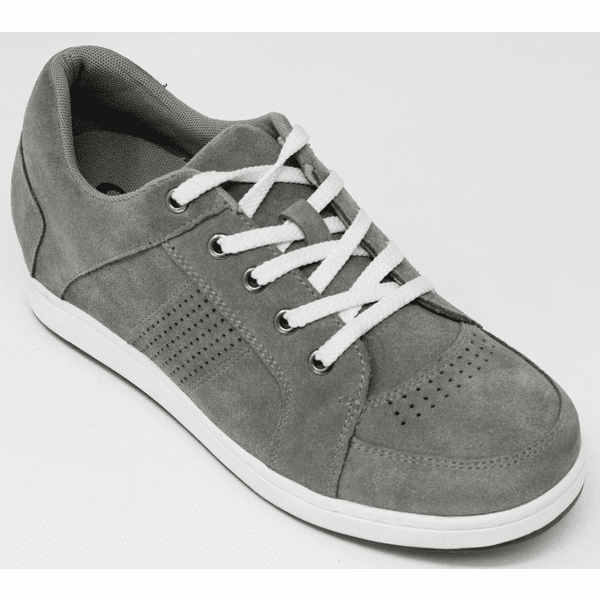 FSZZ022 - 2.4 Inches Taller (GREY) - Size 7.5 Only