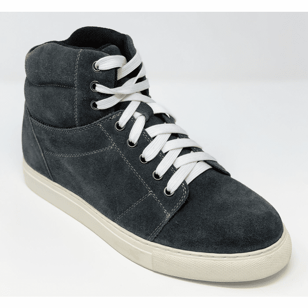 FSZZ055 - 2.6 Inches Taller (GREY) - Size 7.5 Only