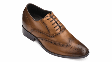 TOTO A2621C 3 Inches Taller (Brown) Premium Leather Bottom