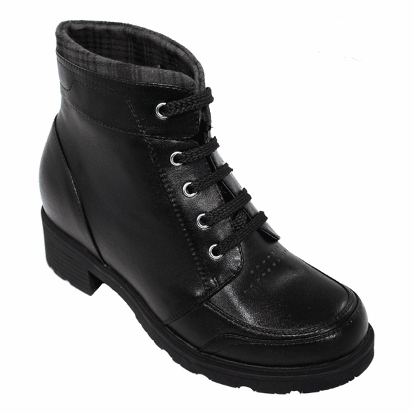 TOTO - W0723 - 3.3 Inches Taller (Black) ~ Women - Discontinued