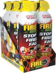 (6 CASE) Fire Gone AFFF Fire Extinguisher, 16 ounce