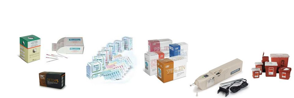 Acupuncture Needles & Supplies - Closeouts