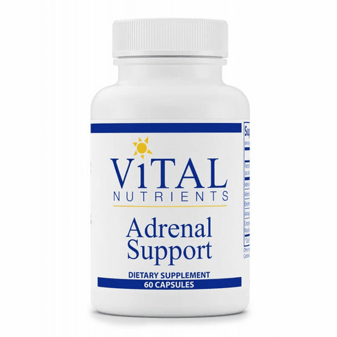 Adrenal Support (120C) by Vital Nutrients