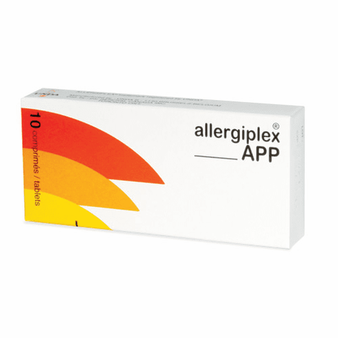 Allergiplex (Allergies) (10T) by UNDA