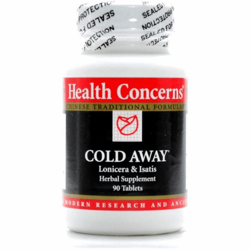 Cold Away 90 C  by Health Concerns