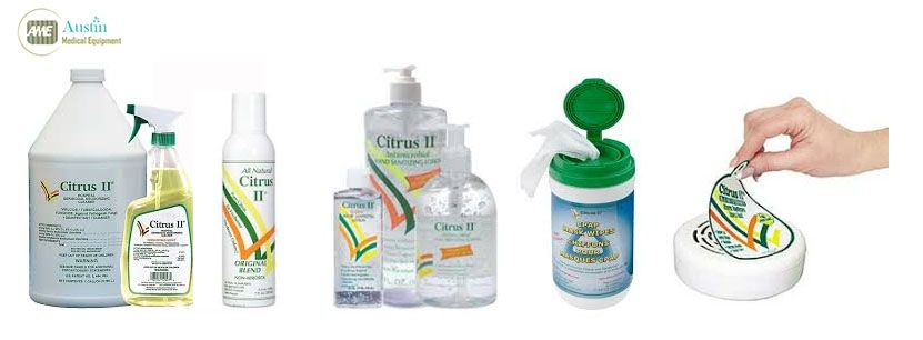 Cords, Pads, Cleansers, Disinfectants, Shoe Inserts & Back Cushions