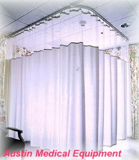 Custom Made Cubicle Curtains
