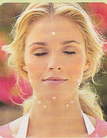 Ear Dot Pellets For Magnetic Facial Therapy