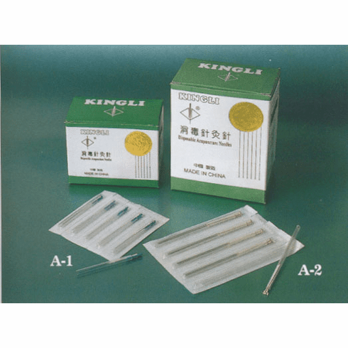 Kingli Acupuncture Needles Box/100