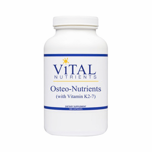 Osteo-Nutrients (with Vitamin K2-7)