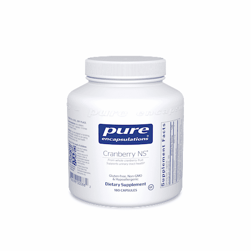 Cranberry NS 500 mg 180 vcaps by Pure Encapsulations