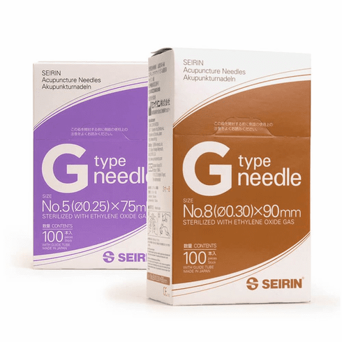 SEIRIN G-Type Acupuncture Needles - Long