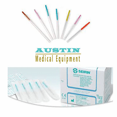 Seirin Sterile Acupuncture Needles D & J Type