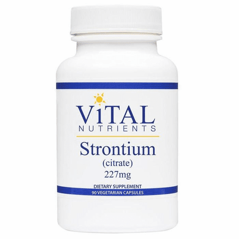 Strontium (citrate) 227mg (90VC)